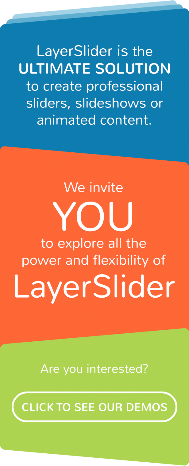 LayerSlider is the ultimate solution!